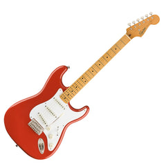Squier Classic Vibe '50s Stratocaster - Maple Fingerboard - Fiesta Red
