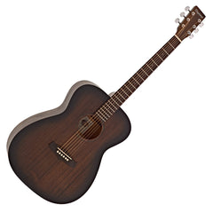 Tanglewood Crossroads Folk Acoustic Guitar - Whiskey Barrel Burst