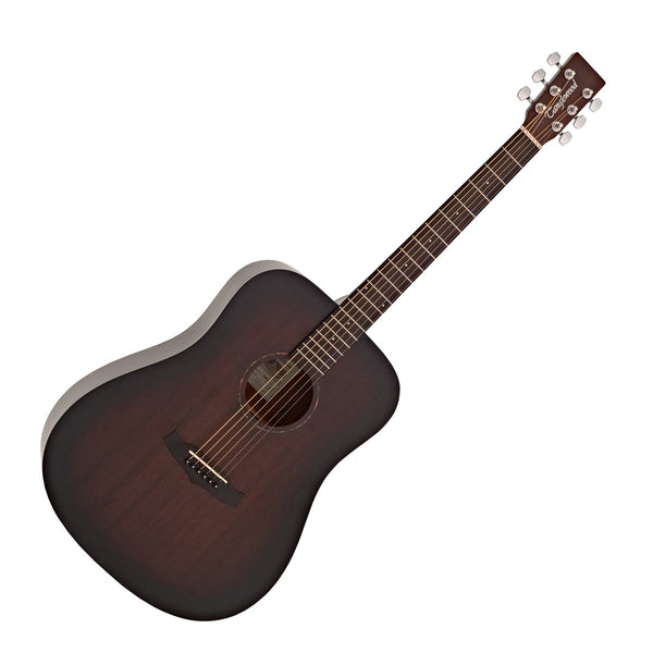 Tanglewood TWCR-D Crossroads Dreadnought Acoustic Guitar - Whiskey Barrel Burst