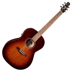 Seagull Entourage Folk Q1T Electro Acoustic Guitar - Burnt Umber