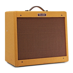 Fender Blues Junior 15 Watt Valve Combo Amp - Lacquered Tweed