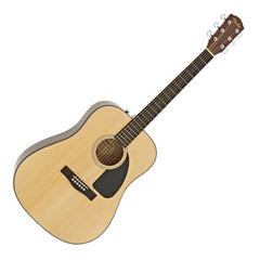 Fender CD-60 Dreadnought Acoustic Guitar - Natural