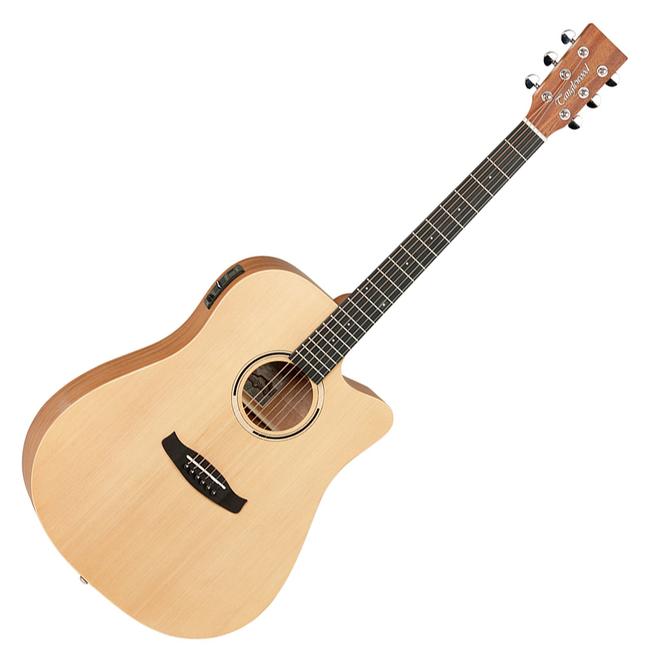 Tanglewood TWR2-DCE Roadster II Dreadnought Cutaway Acoustic Guitar - Cedar Top