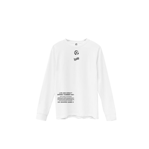 Ascend Sweater White