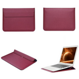 Vegan Leather MacBook Bag (Unisex)