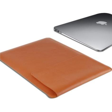 Vegan Leather Universal MacBook Case (Unisex)