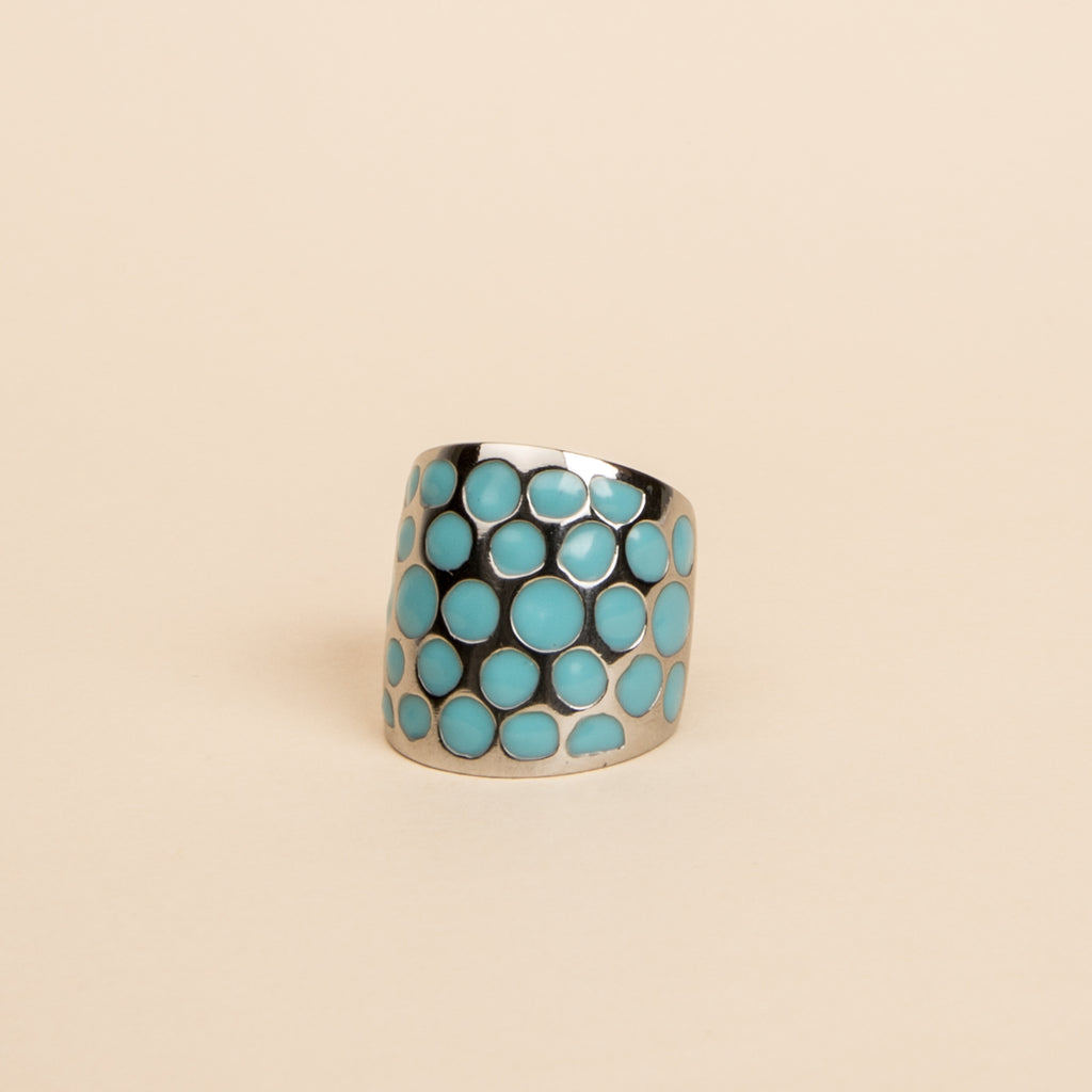 Bague Emily Turquoise