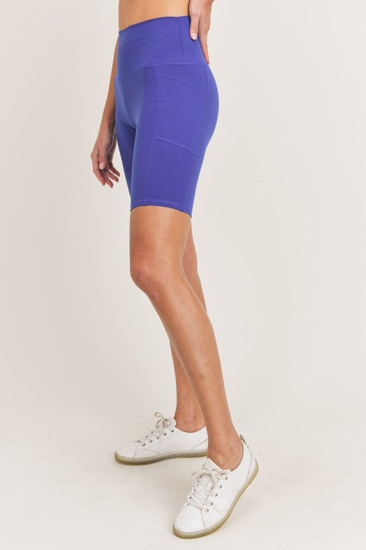 *DB* BP602 - Spiced Cider, Royal Blue - Shorts