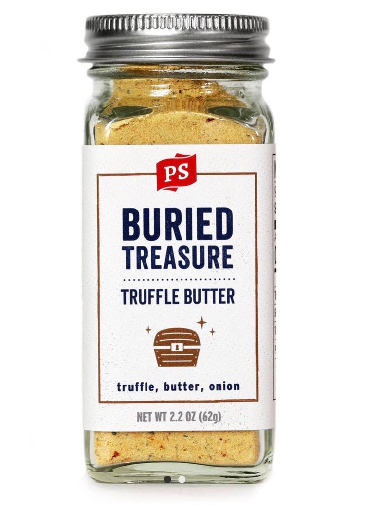 Buried Treasure Truffle Butter