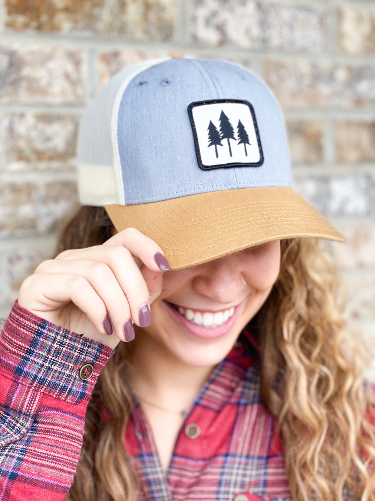 Three Trees Trucker Hat