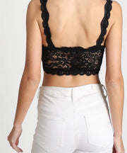 Stretchy All Lace Bralette