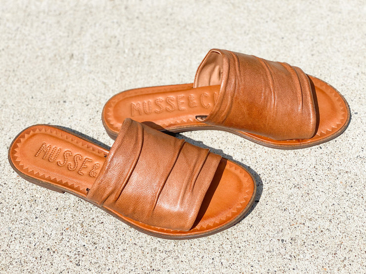 Leila Leather Sandals - 3 Colors