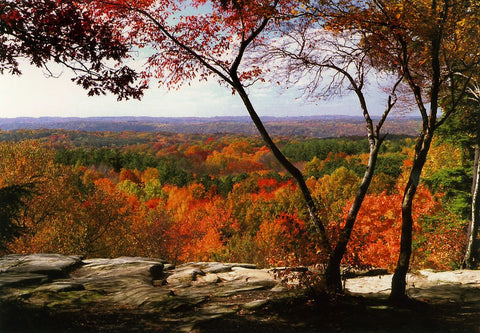 Fall Splendor in the Cuyahoga Valley