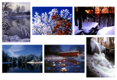 Winter in the Cuyahoga Valley - Box of 6 Notecards