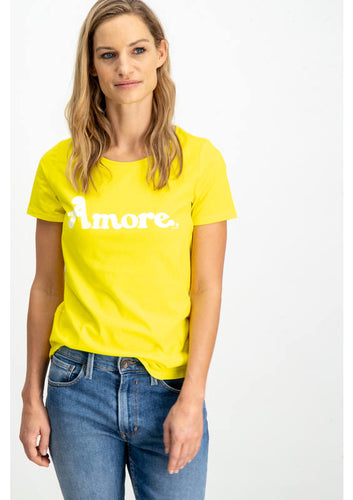 Yellow Amore T-Shirt
