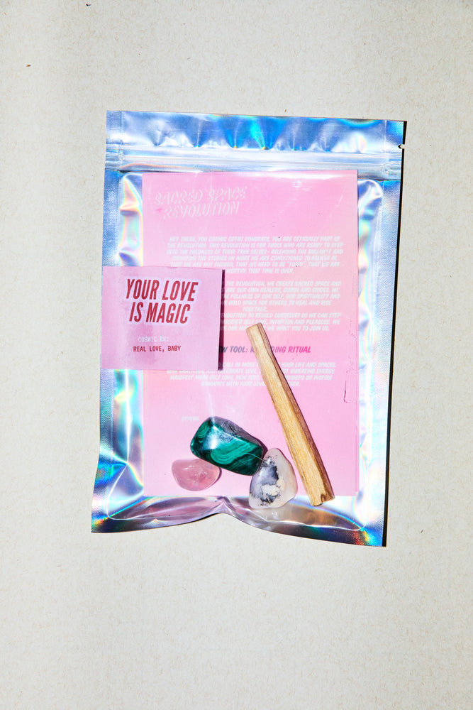 LOVE RX :  Your Love is Magic Kit