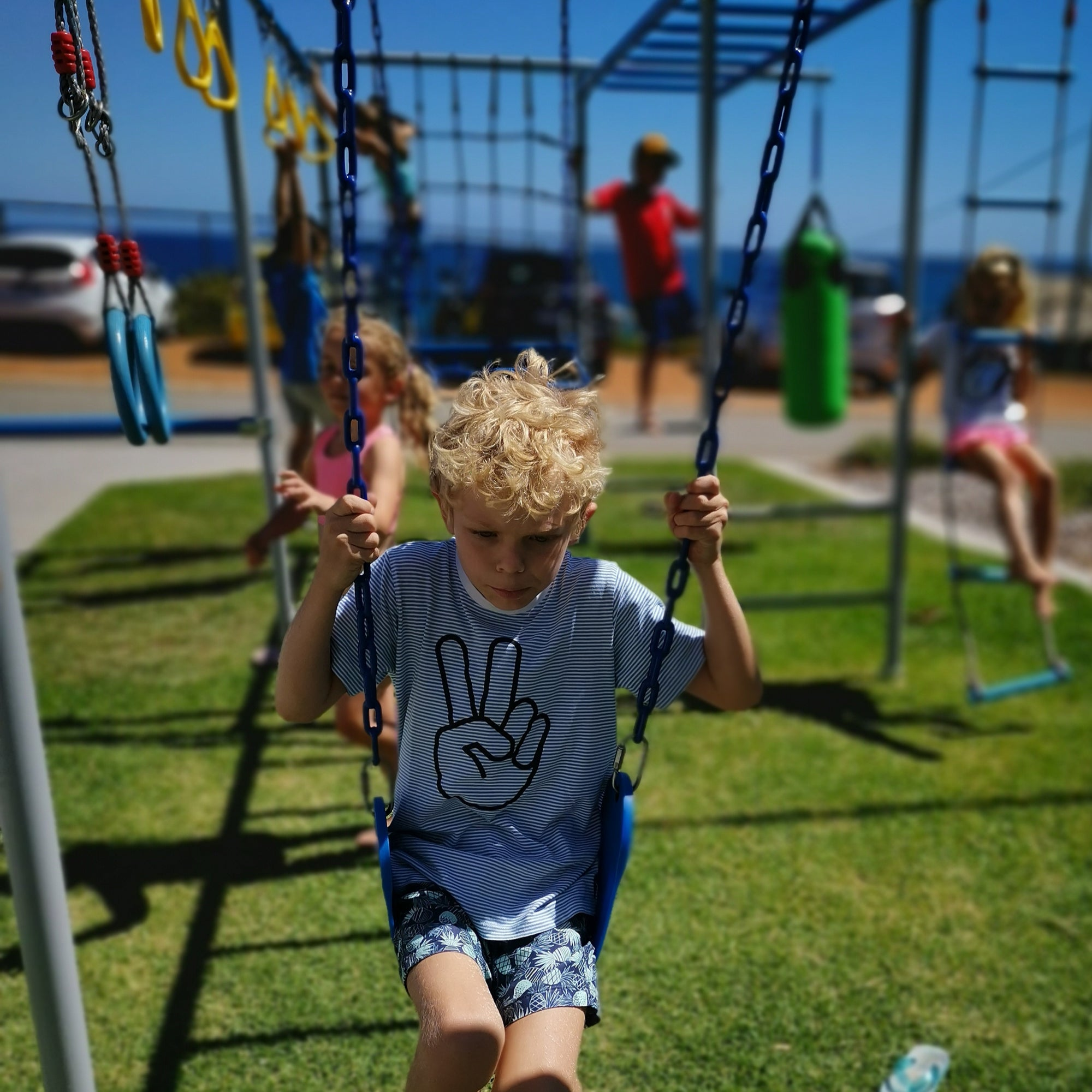 9 Tips to Buying a Swing Set with Monkey Bars in Australia