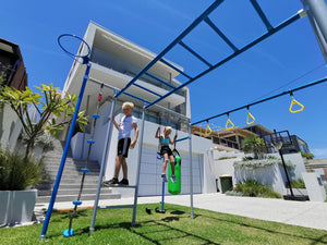 How to use Climbing Frames to Encourage Play