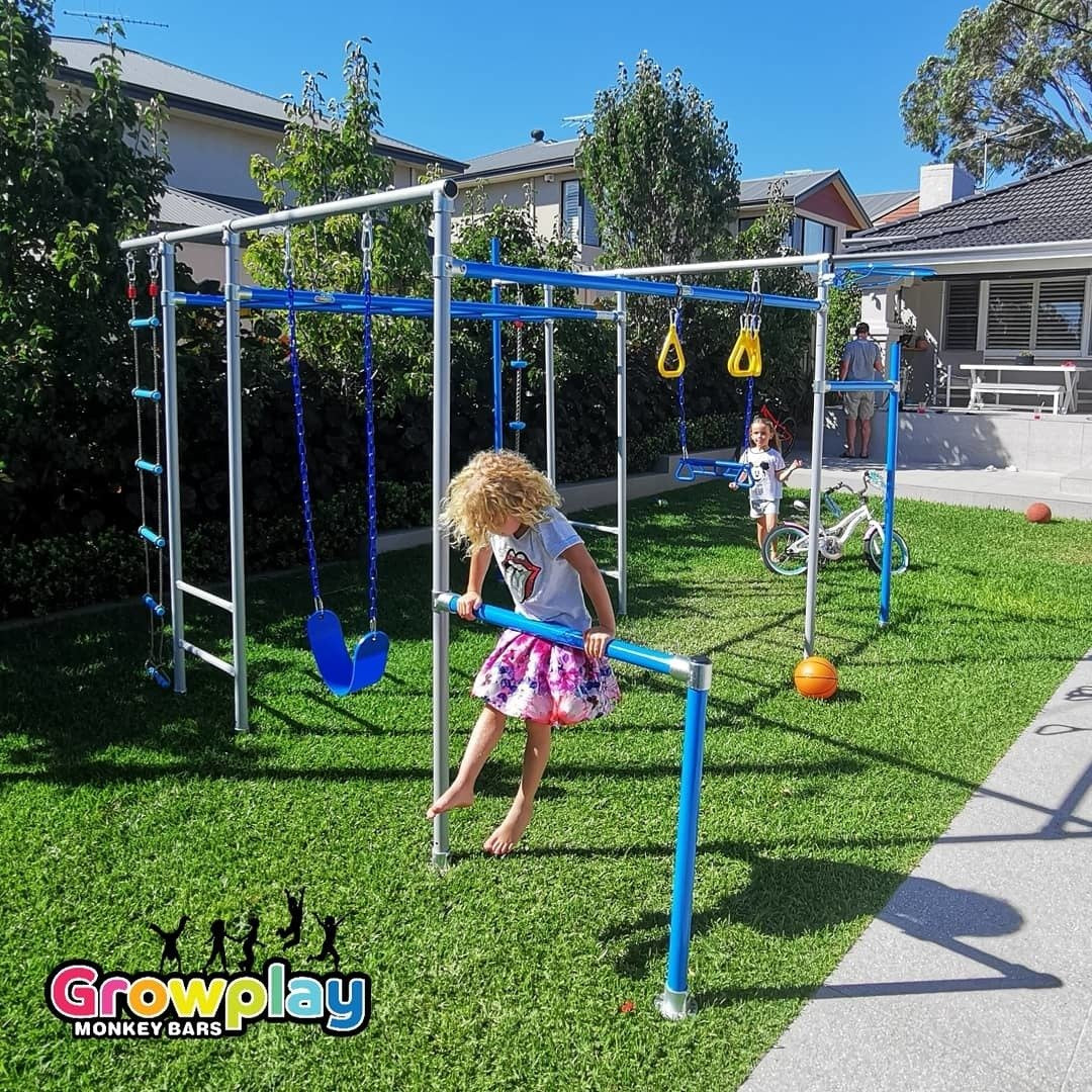 Monkey Bars for Kids