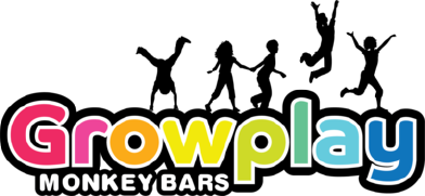 growplay monkey bars logo