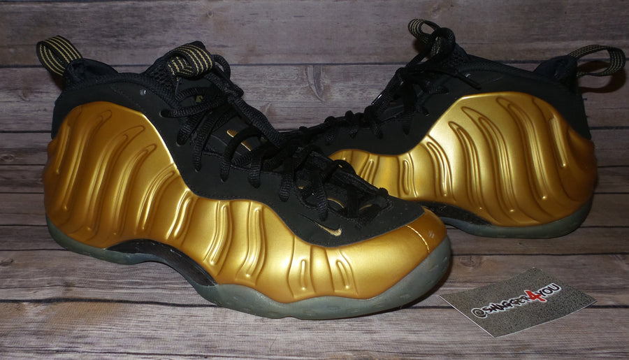 Air Foamposite One 'Dirty Copper' - swagger4you