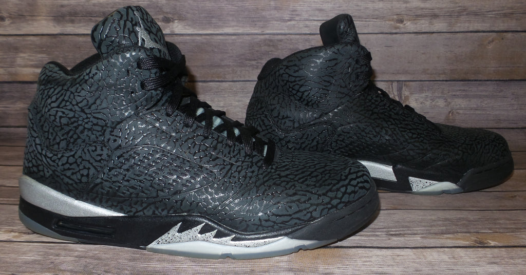 los angeles 0cfde 1a3fd Air Jordan 5 Retro 3Lab5  Elephant Print  - swagger4you. Tap to expand