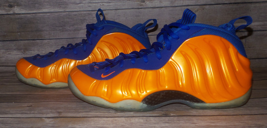 Air Foamposite One 'Knicks' - swagger4you