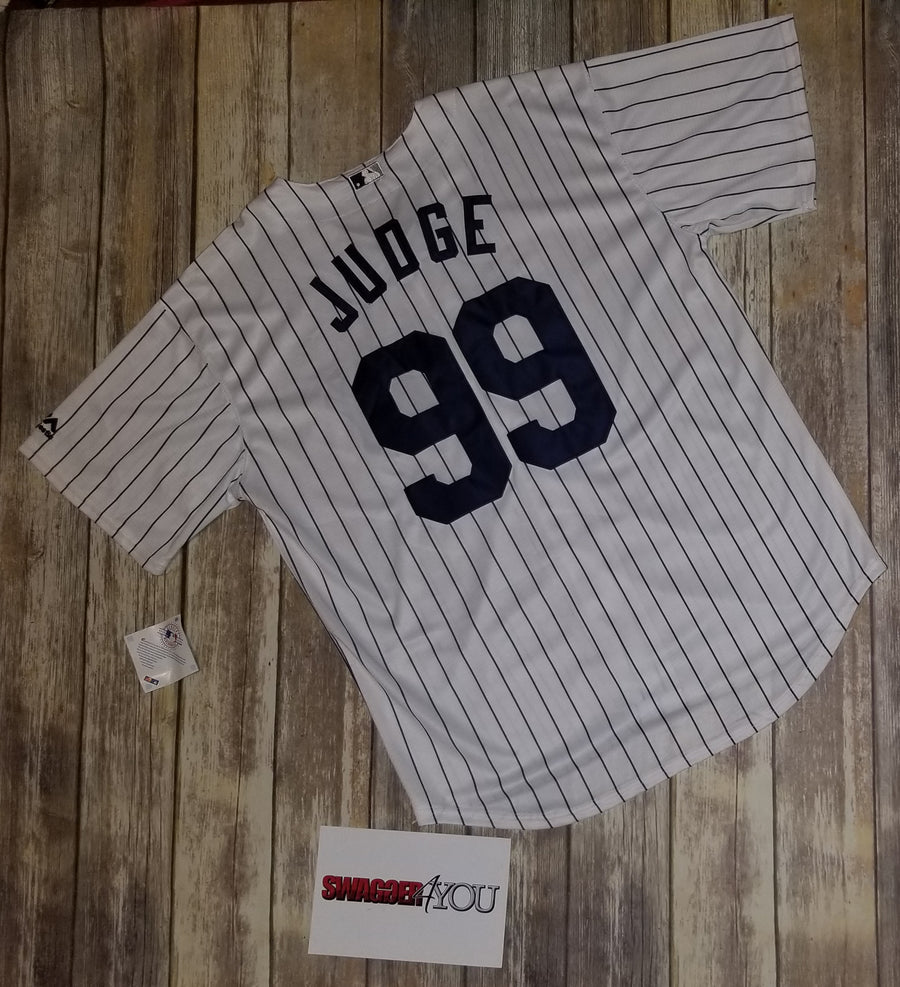Aaron Judge New York Yankees Majestic  - swagger4you