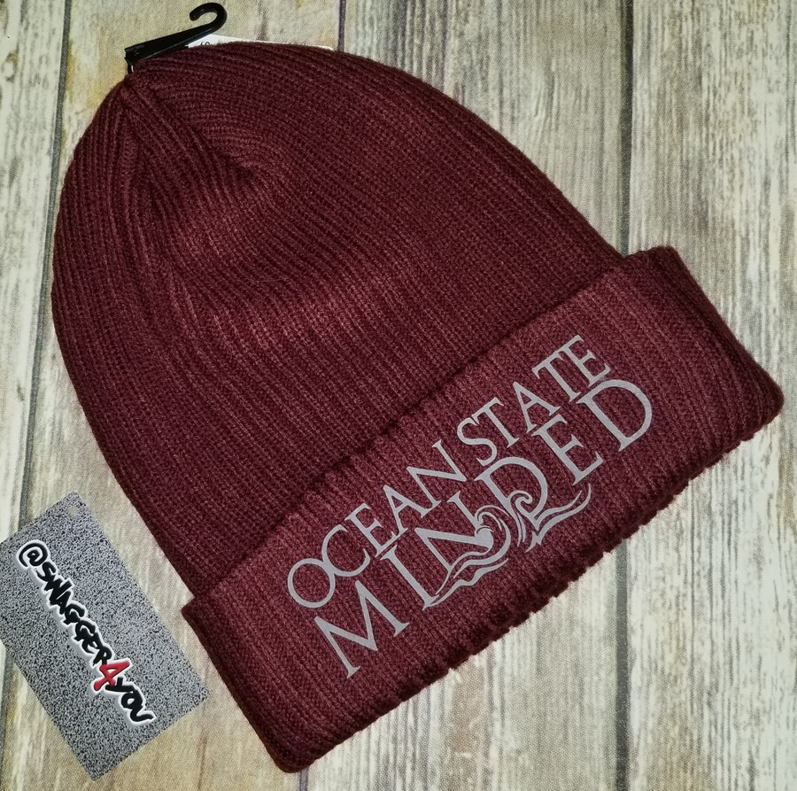 OCEAN STATE MINDED knit - swagger4you