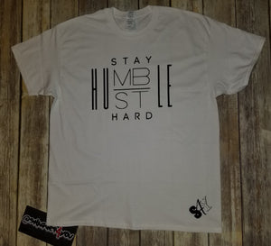 STAY HUMBLE × HUSTLE HARD - swagger4you