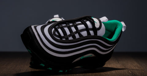 Image of Airmax 97 Clear Emerald (youth) - swagger4you