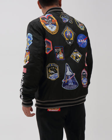 THE MEATBALL SPACE-SUITE CLASSIC BOMBER - swagger4you