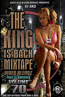 The King Is Back  Mixtape  - DJ Juice & DJ Babyface - swagger4you