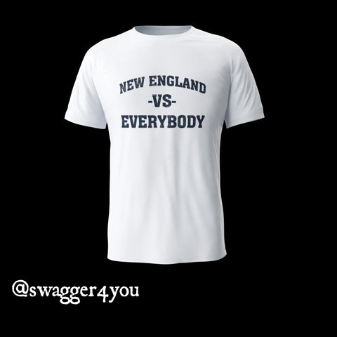 Image of N E. vs. EVERYBODY T-shirt - swagger4you