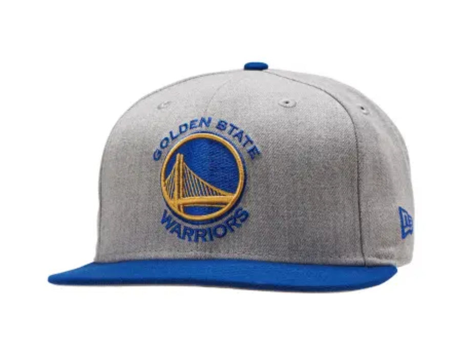WARRIORS 2TONE 9FIFTY SNAPBACK - swagger4you