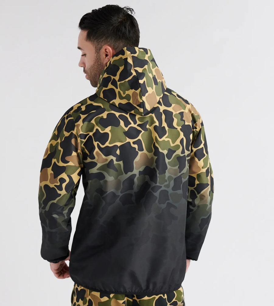 ADIDAS camo jacket - swagger4you
