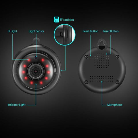 Image of mini CAM wifi - swagger4you
