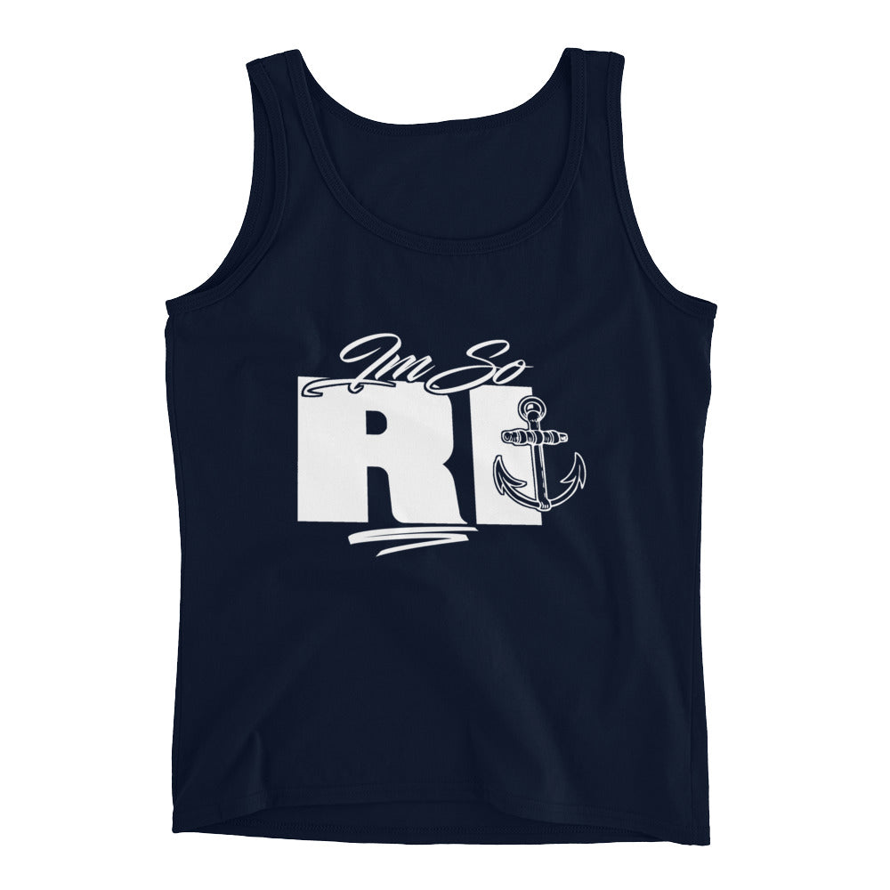 I'M SO R.I.     Ladies' Tank - swagger4you