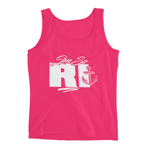 Image of I'M SO R.I.     Ladies' Tank - swagger4you