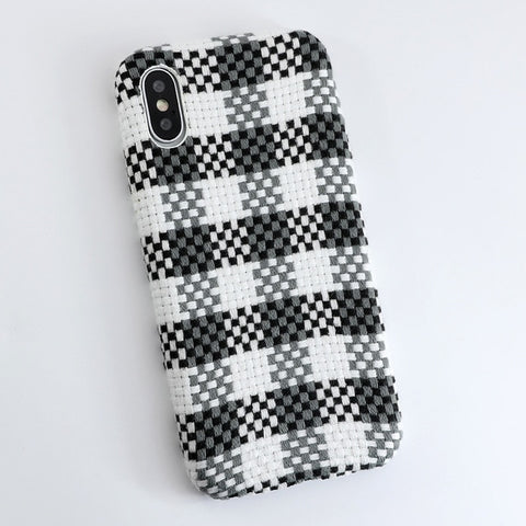 Canvas/Pattern custom Iphone Case (7-X) - swagger4you