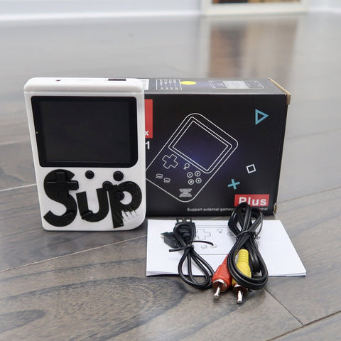 Game Box Retro (sup) - swagger4you