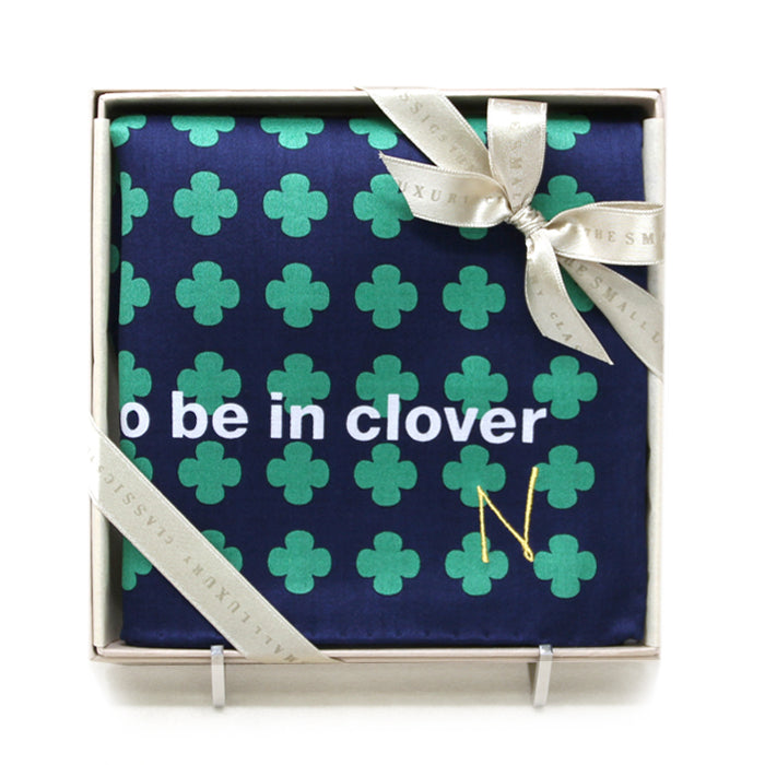 to be in clover Type A(ネイビー) - CLASSICS the Small Luxury