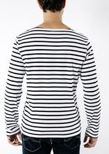Saint James Breton Stripe Long-Sleeve T-Shirt