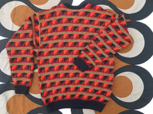 Vintage COOGI chunky woollen jumper, made in Australia, Medium