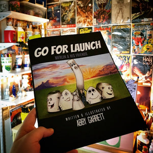 Go For Launch - Merlin & His Friends