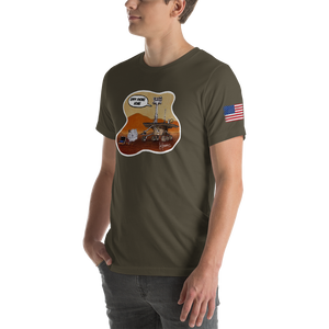 """Oppy Phone Home"" T-Shirt (Adult)"