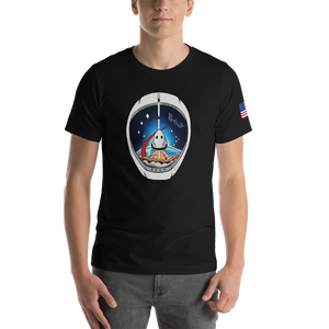 SpaceX Crew Demo-1 Tribute Shirt