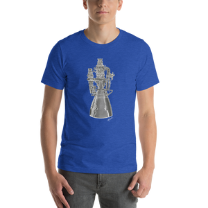 Raptor Engine T-Shirt (Adult)