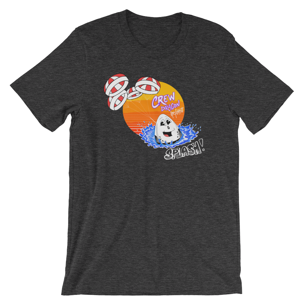 Crew Dragon Splashdown T-Shirt