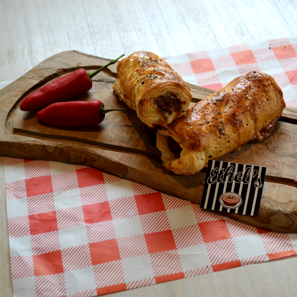 Sweet Chilli Sausage Roll